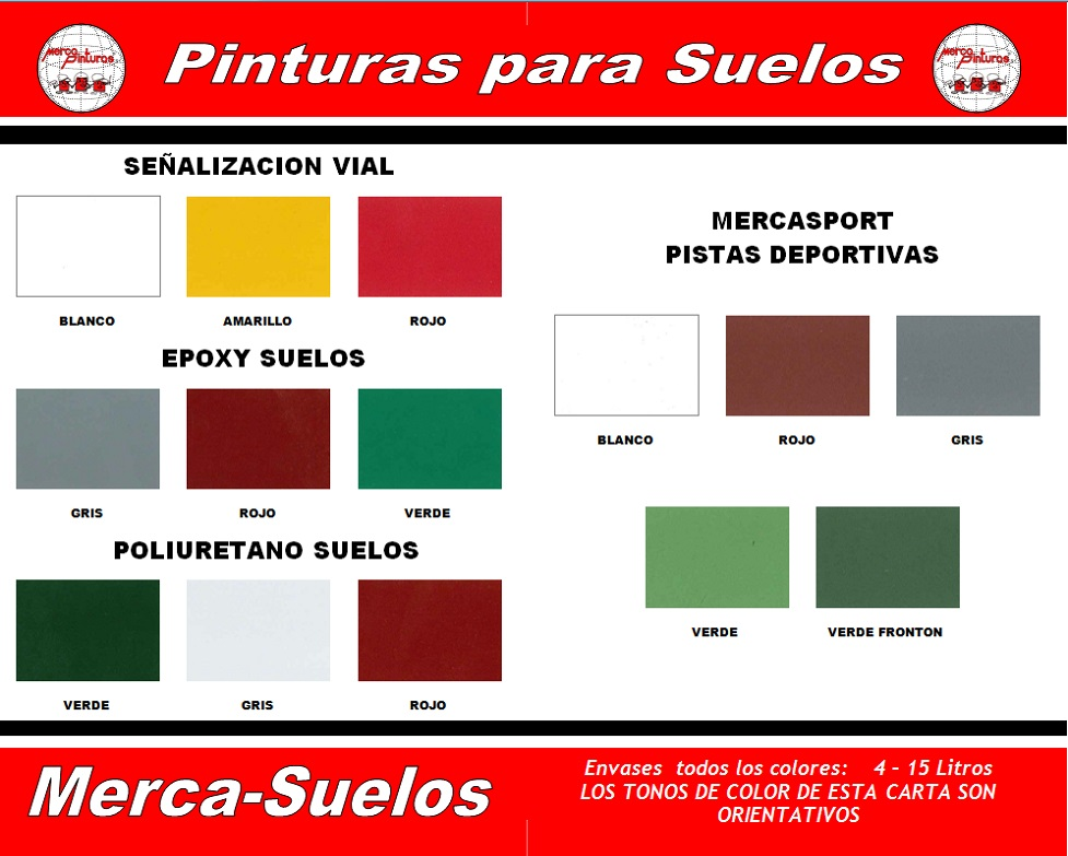 carta de colores mercasuelos