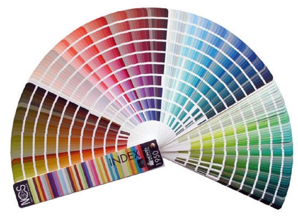 Cartas de colores mercapinturas - Gama de colores de pinturas ...
