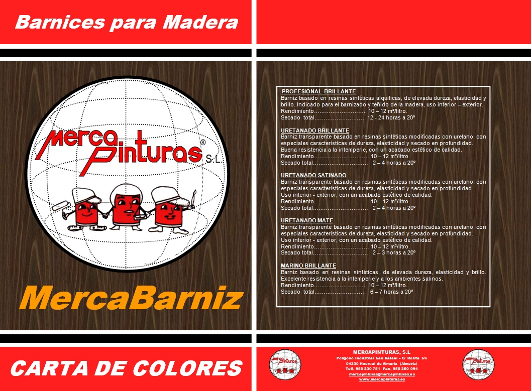 carta de colores mercabarniz